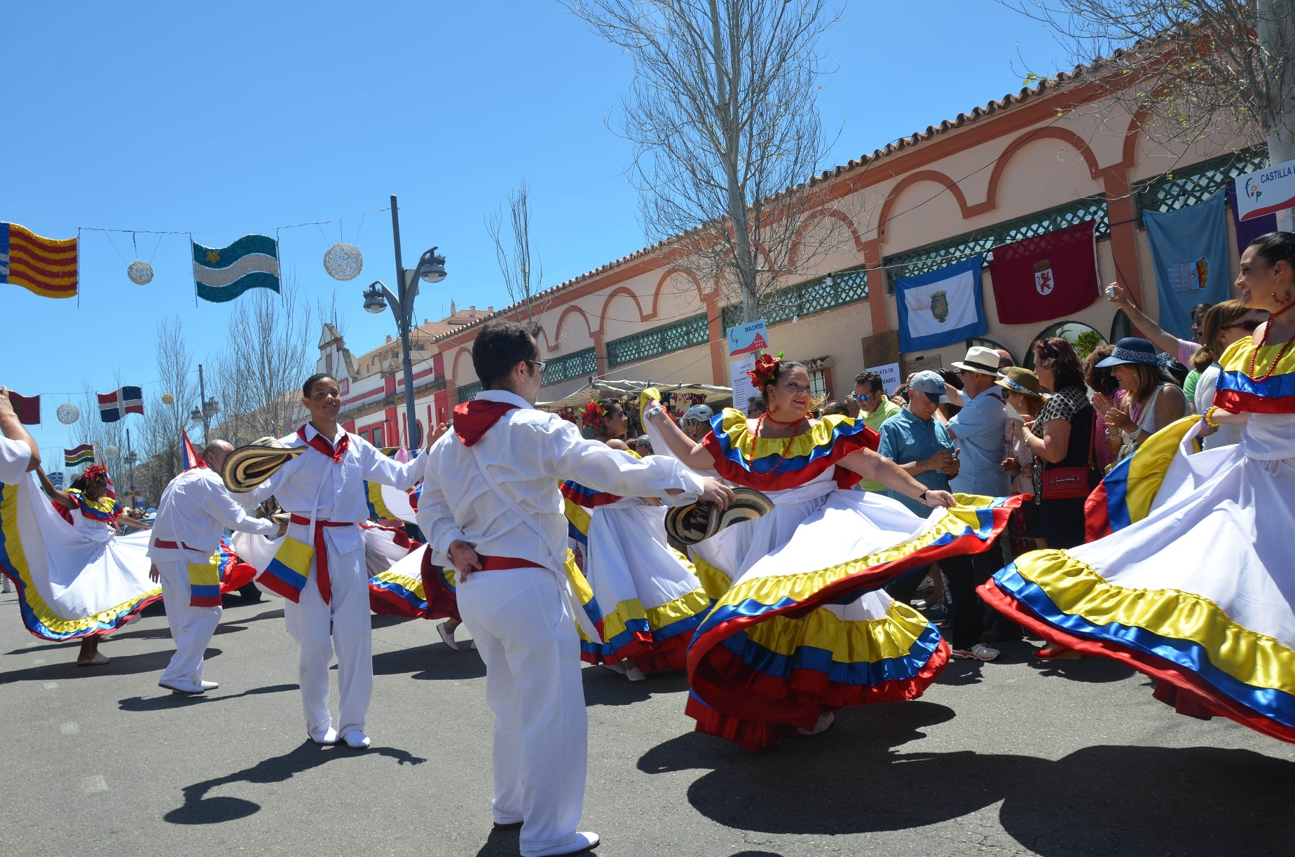 Feria Internacional de los Pueblos-Fuengirola